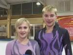 Ростовчане стали лучшими на соревнованиях по фигурному катанию в Чехии