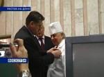 Директору ростовского НИИ онкологии вручили медаль за заслуги перед Чеченской республикой