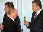 Путин в Киеве похвалил Януковича