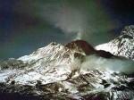 На Камчатке произошло извержение вулкана Безымянный