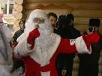 Дед Мороз поселился в Ростове на площади Карла Маркса