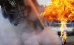 В Абхазии взорвана милицейская машина, погиб замглавы РОВД