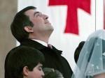 Конфликт с Россией сделал Саакашвили человеком года в Грузии