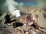 Камчатский поселок вновь засыпало пеплом от извержения вулкана