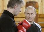 Самыми влиятельными людьми в российском футболе признаны Фетисов и Путин