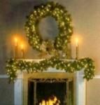 Как украсить дом на Рождество