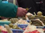 Треть российских продуктовых рынков нарушает санитарные нормы