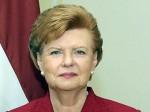 Президент Латвии соскучилась по интеллектуальной деятельности