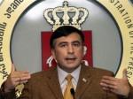 """Саакашвили """"поблагодарил"""" Россию за """"год потрясений"""""""