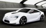 Компания Toyota представила новый концепт-кар FT-HS