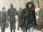 """Синоптики ожидают, что Новый год будет """"зимним"""", а весна - ранней"""