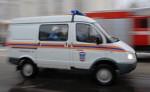 При обрушении строящегося здания в Москве пострадали четыре человека