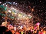 Новогодняя «конфетти-метель» закружит американцев