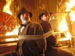 "Джордж Лукас и Стивен Спилберг дописали сценарий ""Индианы Джонс-4"""