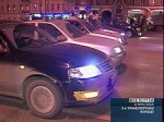 Столичные стритрейсеры устроили гонки на глазах у ГИБДД