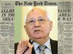 Михаил Горбачев станет автором ведущих газет мира