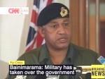 Руководитель переворота на Фиджи вернул власть президенту