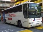 Под Лондоном перевернулся рейсовый автобус