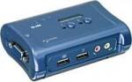 TRENDnet TK-209K — новый 2-портовый клавиатура/видео/мышь с поддержкой аудио