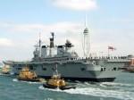 Британский флот избавляется от эсминцев и авианосцев