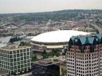 Надувная крыша олимпийского стадиона в Ванкувере не выдержала метели