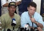 Бывший колумбийский министр сбежал от боевиков на седьмой год плена