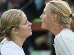 Шарапова проиграла Клейстерс в финале турнира в Гонконге