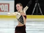Чемпионкой России по фигурному катанию стала 16-летняя Ксения Доронина
