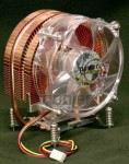 nPowerTek NPH-1000 - кулер с медным радиатором под LGA 775 и AM2