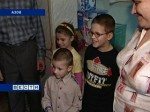 Рождественские подарки получили дети из многодетных семей Азова