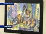 В Ростове-на-Дону открылась выставка вешенских художников