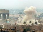 В центре Багдада развернулось сражение между американцами и боевиками