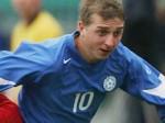Эстонец Заховайко стал самым эффективным футбольным бомбардиром
