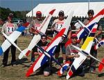 Россияне рассчитывают на медали в авиамодельном спорте
