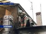В Ростове-на-Дону из-за пожара без крова остались 10 человек