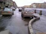 Наводнение в Санкт-Петербурге пощадило станции метро