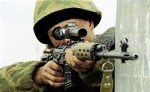 В Махачкале возобновлена спецоперация по блокированию боевиков