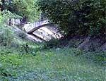 В Каменке обнаружен канал, построенный 200 лет назад