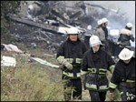 Украина отрицает вину диспетчеров в катастрофе Ту-154