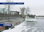 Морской инженер выстроил в Волгодонске плавучую квартиру