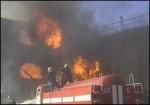 Рабочие, отогревая замерзшие трубы, сожгли женскую консультацию
