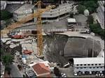 В Бразилии на месте станции метро возник кратер