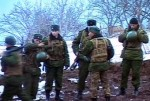 В Южной Осетии подорвалась БМП российских миротворцев