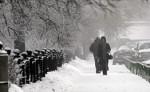 Зима в России начнется в конце января