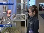 В Ростовском краеведческом музее открылась выставка оловянных солдатиков