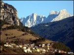Альпы теряют снег из-за глобального потепления