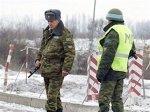 Российский миротворец спас женщину из ледяной воды