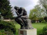 """Охотники за цветными металлами украли из музея статую """"Мыслителя"""" Родена"""