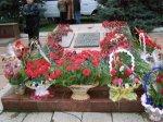 Возложение цветов, посвященное освобождению г. Б. Калитва