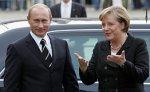 Путин надеется, что Германия поможет России выстроить отношения с ЕС